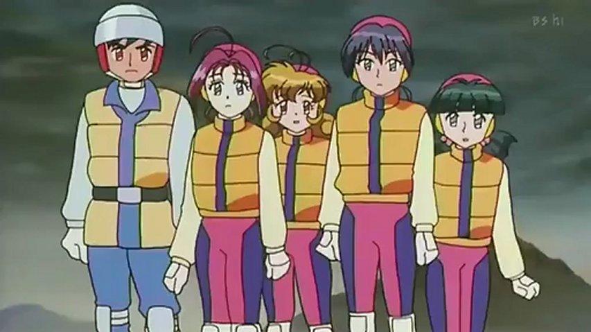 Corrector Yui - Episode 16