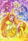 Suite Pretty Cure Art12