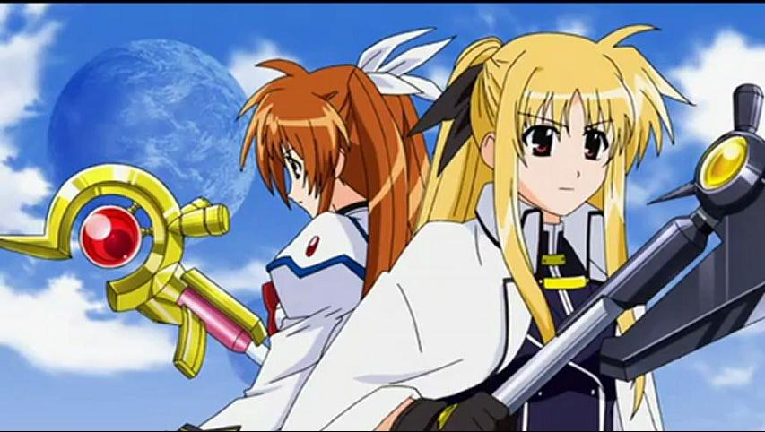 Mahou Shoujo Lyrical Nanoha StrikerS - Episode 11