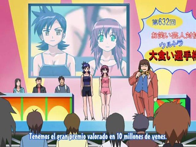 Akahori Gedou Hour Rabuge - Episode 08