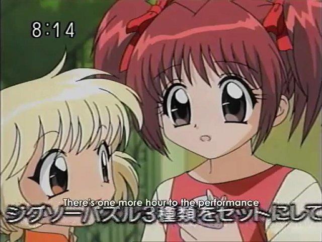 Tokyo Mew Mew - Episode 09