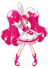 Hugtto! Precure Movie Cure Whip Pose
