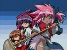 Guardian Hearts! Power Up! Hina, Maya and Hime