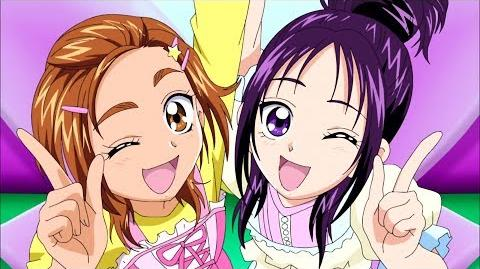 1080p Pretty Cure All Stars GoGo Dream Live! Ending