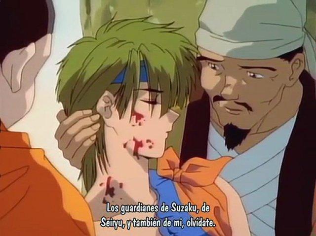 Fushigi Yuugi - Episode 41