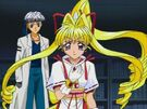 Kamikaze Kaitou Jeanne Kaitou Jeanne collecting a piece (second version)9
