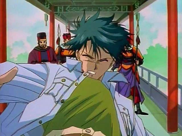 Fushigi Yuugi - OVA 1 Episode 01