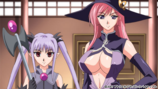 Magical witch academy hentai info
