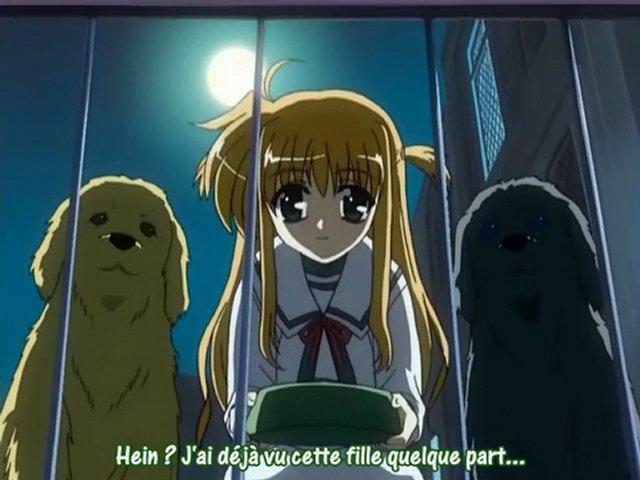 Mahou Shoujo Lyrical Nanoha - Episode 10