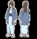 Heartcatch Pretty Cure! Satsuki pose