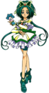 Yes! Pretty Cure 5 Cure Mint pose4