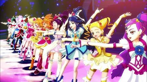 1080p Pretty Cure All Stars DX2 Ending Complete