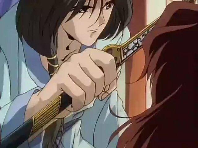 Fushigi Yuugi - Episode 04
