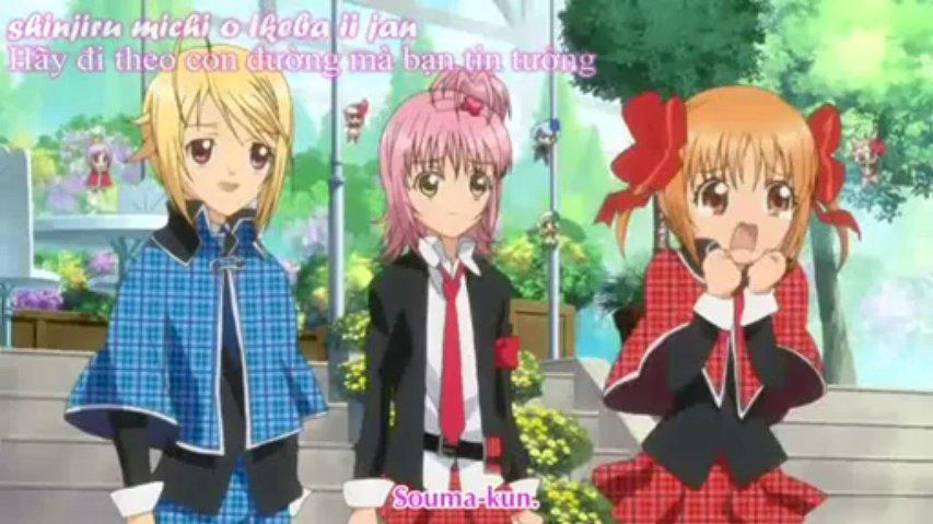 Shugo Chara Doki! - Episode 01