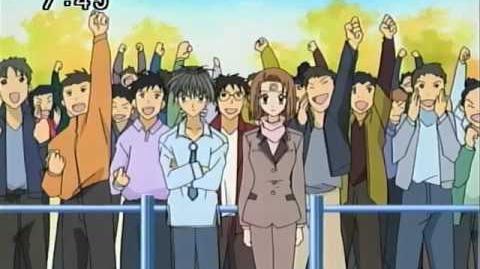 Full Moon wo Sagashite - Episode 31
