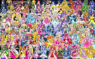 94 Pretty Cure Warriors with Fairies (Updated)