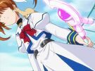 Mahou Shoujo Lyrical Nanoha Nanoha activating the Area Search