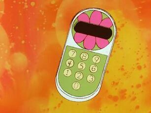 Hana no Mahou Tsukai Mary Bell Magical Calculator