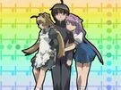 Magikano Ayumi, Maika and Haruo