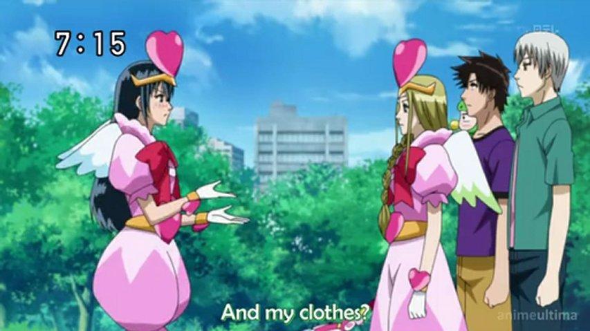 Hikari no Yousei Episode