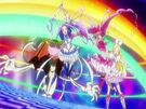 Suite Pretty Cure Cure Melody, Rhythm and Beat Music Rondo Finale
