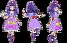 Mahou Tsukai Pretty Cure Riko Festival Outfit Movie pose2