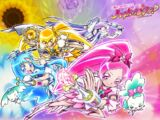 Pretty Cure Seasons 7-12