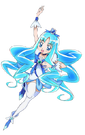 Heartcatch Pretty Cure! Movie Cure Marine pose2