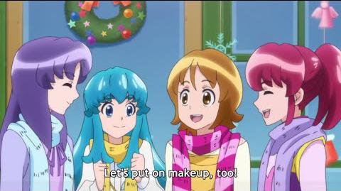 Happiness Charge Pretty Cure! - Episode 45