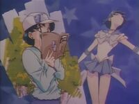 Sailor Moon Sailor Stars Sailor Mercury in the Opening