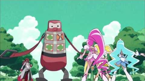 Heartcatch Pretty Cure! - Episode 26