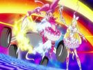 Suite Pretty Cure Cure Melody and Rhythm Miracle Heart Arpeggio and Fantastic Piacere Finale