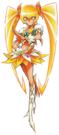Heartcatch Pretty Cure! Cure Sunshine pose9