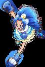 Kirakira Precure Ala Mode Cure Gelato Website Pose