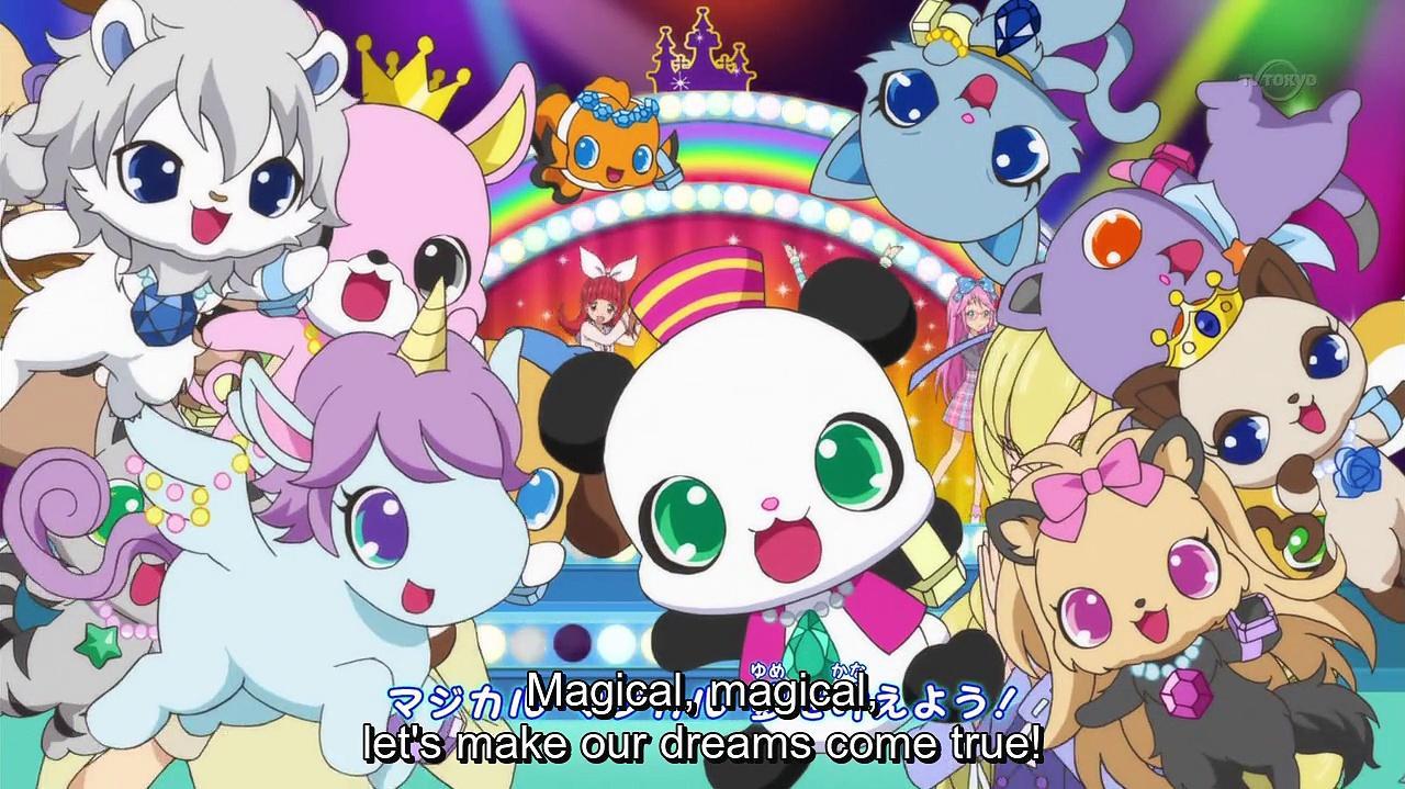 Jewelpet Magical Change - Episode 36