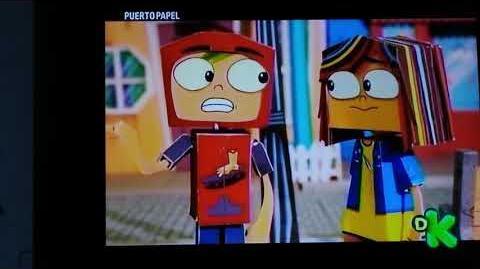 Puerto Papel - Episode 08