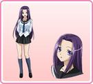 Kämpfer Shiori profile