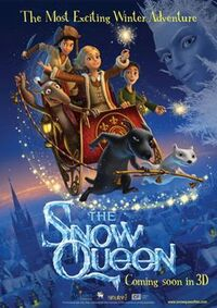 The Snow Queen Movie Poster