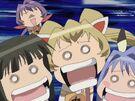 Magikano Ayumi, Tiaki, Fuyuno and Yuri
