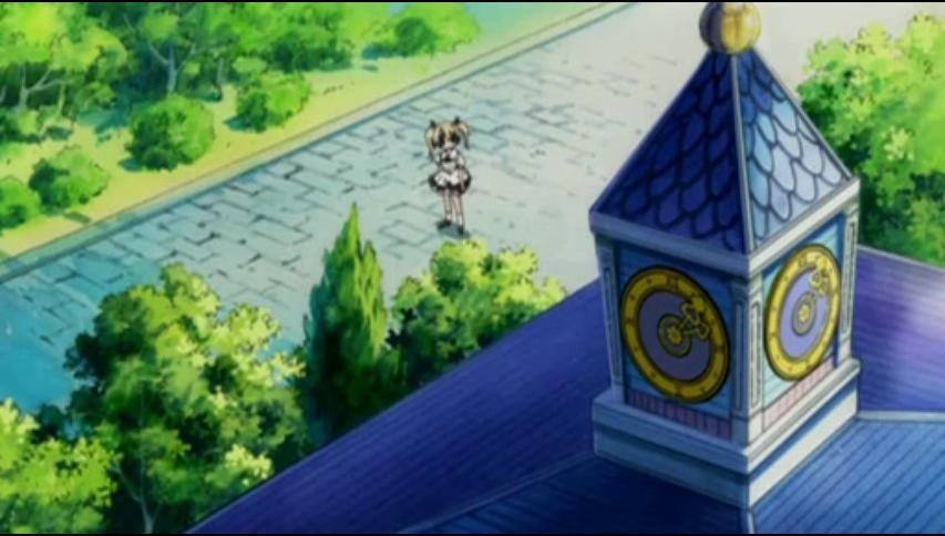 Kamichama Karin - Episode 08