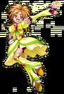 Pretty Cure All Stars DX3 Cure Bright pose