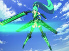 Vividred Operation Vivid Green using the Vivid Blade3