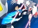 Inori Aizawa fighting