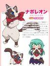 Kaitou Tenshi Twin Angel Napoleon profile