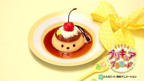 【アニマルスイーツレシピ】 りすプリンの作り方ムービー