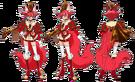Kira Kira Pretty Cure Ala Mode Cure Chocolat pose