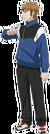 Fight Ippatsu! Juuden-chan! Sento pose2