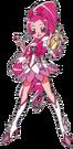 Heartcatch Pretty Cure! Cure Blossom pose6