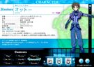 Magical Girl Lyrical Nanoha StrikerS Otto profile