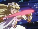 Nurse Angel Ririka SOS Nurse Angel using the Angel Beam attack3